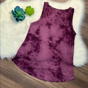 American Eagle Outfitters Tops - Soft & Sexy American Eagle Tie Die Tank Top